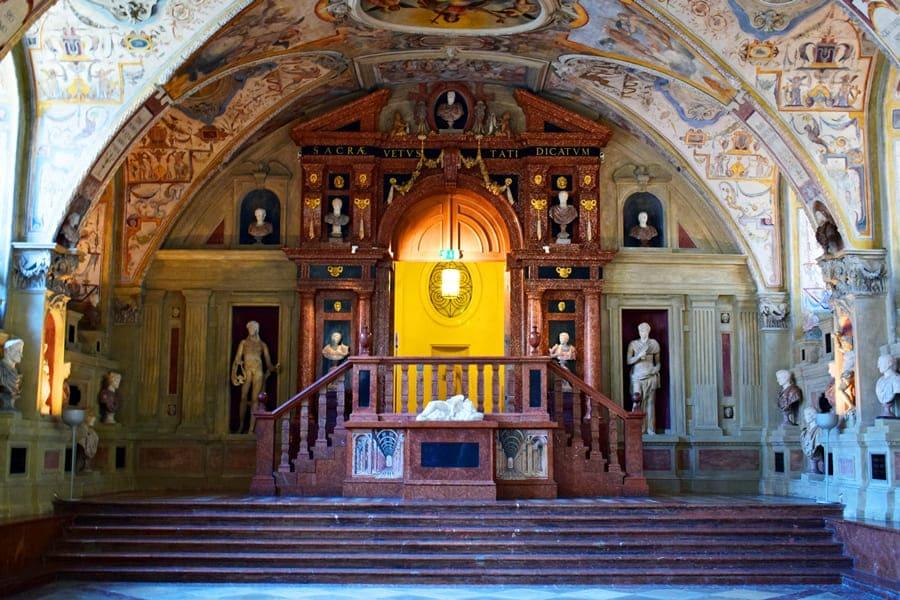 monaco-di-baviera-residenz-antiquarium-02 Monaco di Baviera: itinerario di tre giorni nella città dell'Oktoberfest