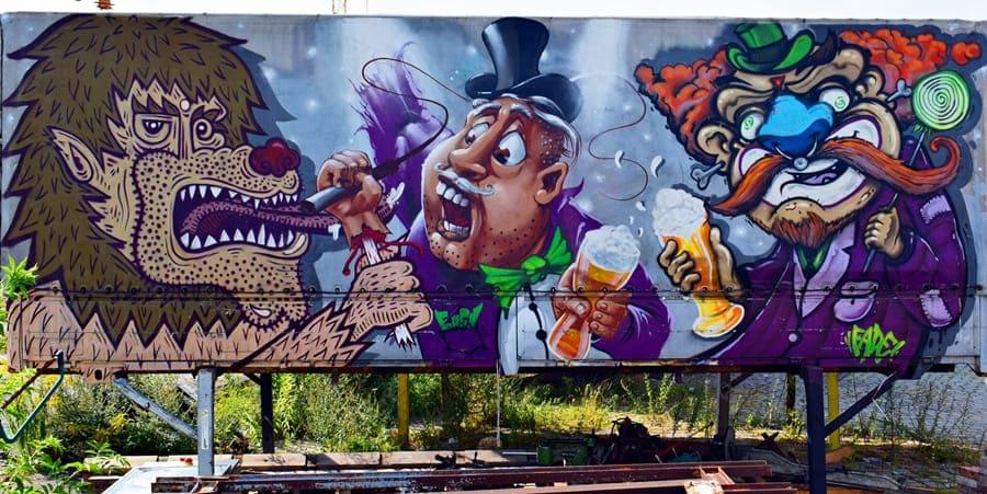 monaco-di-baviera-street-art-01 Monaco di Baviera: itinerario di tre giorni nella città dell'Oktoberfest