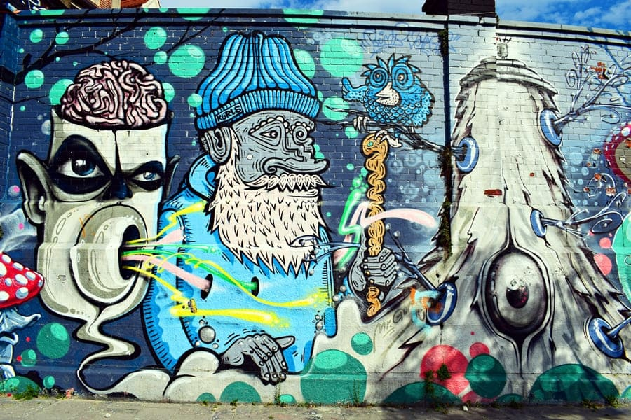 monaco-di-baviera-street-art-02 Monaco di Baviera: itinerario di tre giorni nella città dell'Oktoberfest