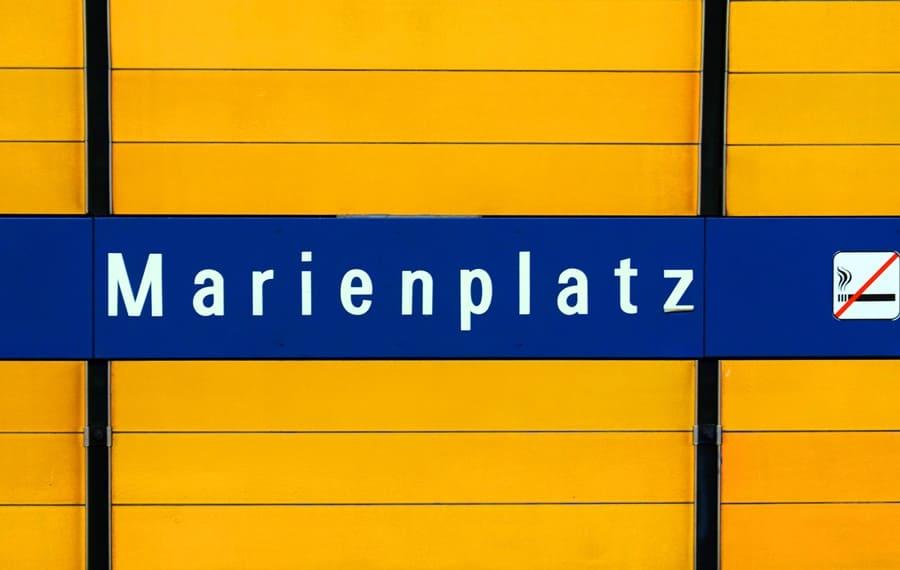 fermata-metropolitana-marienplatz-monaco-di-baviera-03 Come muoversi a Monaco di Baviera con i mezzi pubblici