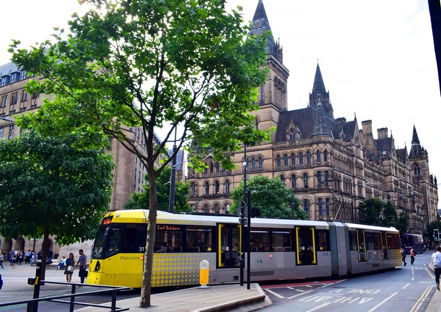 cosa-vedere-a-manchester-metrolink-tram Manchester: meta ideale per un weekend