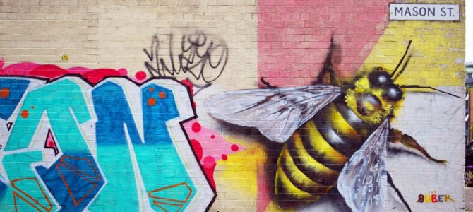Northern Quarter: un tuffo nella street art di Manchester