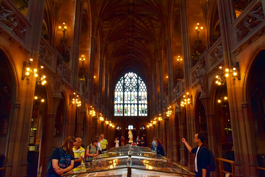 cosa-vedere-a-manchester-the-john-rylands-library-02 Manchester: meta ideale per un weekend