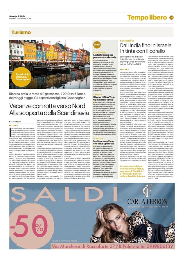 articolo-giornale-di-sicilia Contatti e collaborazioni