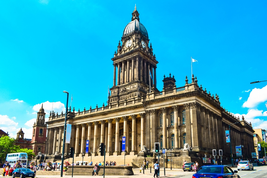 cosa-vedere-a-leeds-town-hall Cosa vedere a Leeds, città inglese dello shopping