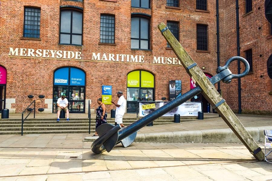 cosa-vedere-a-liverpool-albert-dock-maritime-museum Liverpool: un giorno nella città dei Beatles
