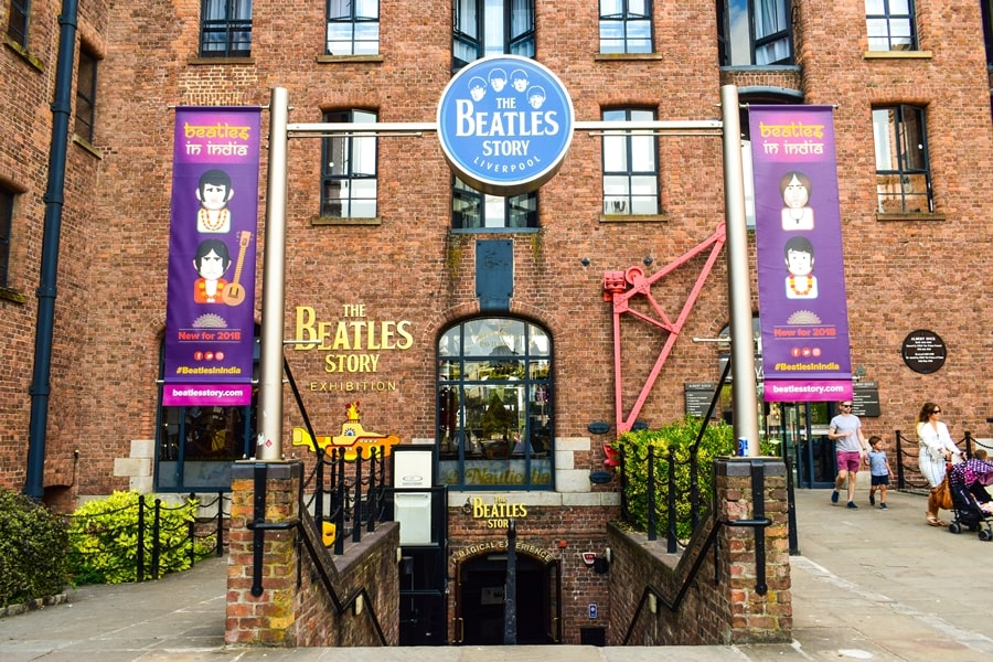 cosa-vedere-a-liverpool-albert-dock-the-beatles-story-01 Liverpool: un giorno nella città dei Beatles