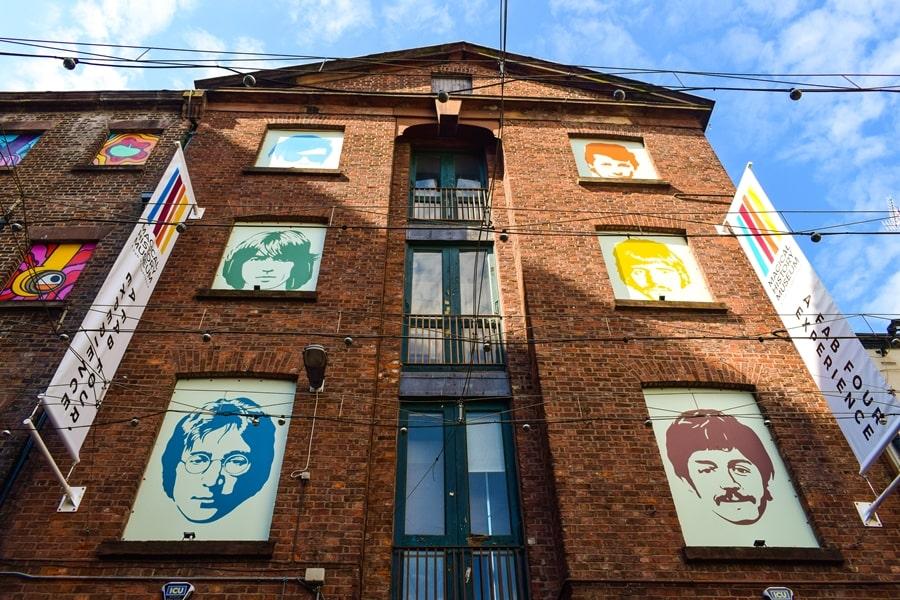 cosa-vedere-a-liverpool-mathew-street-beatles-02 Liverpool: un giorno nella città dei Beatles