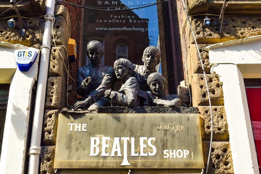 cosa-vedere-a-liverpool-mathew-street-beatles-05 Liverpool: un giorno nella città dei Beatles