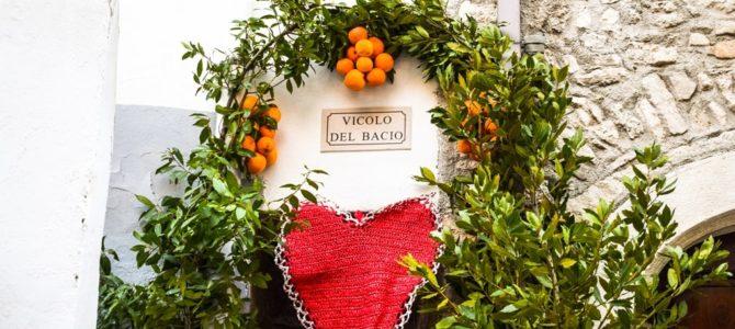 San Valentino a Vico del Gargano: la festa dell'amore e delle arance