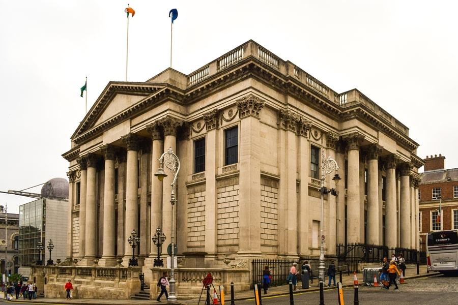 cosa-vedere-a-dublino-city-hall Cosa vedere e fare a Dublino in tre giorni