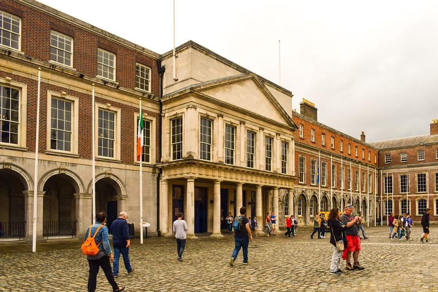 cosa-vedere-a-dublino-dublin-castle-05 Cosa vedere e fare a Dublino in tre giorni