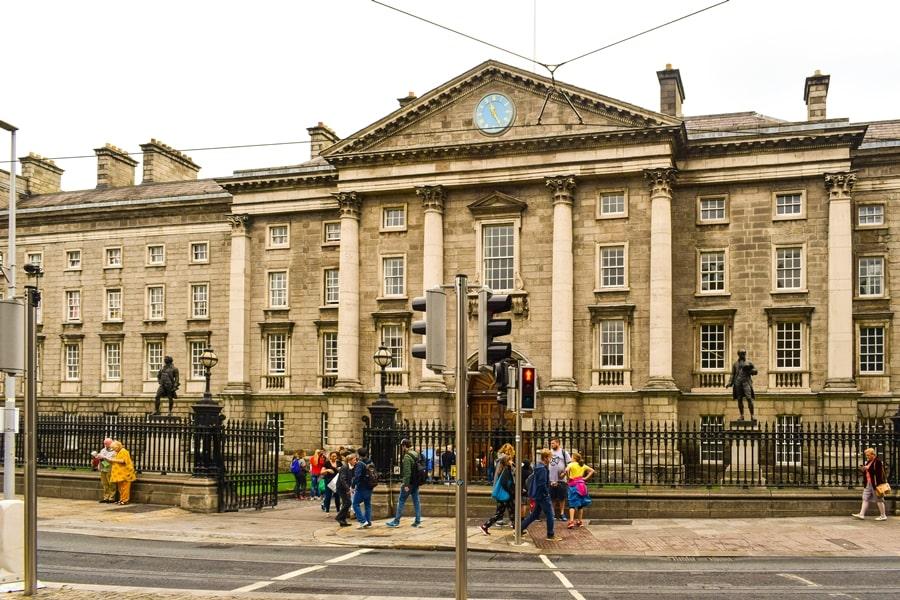 cosa-vedere-a-dublino-trinity-college-01 Cosa vedere e fare a Dublino in tre giorni