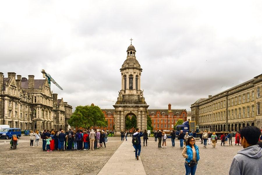 cosa-vedere-a-dublino-trinity-college-04 Cosa vedere e fare a Dublino in tre giorni
