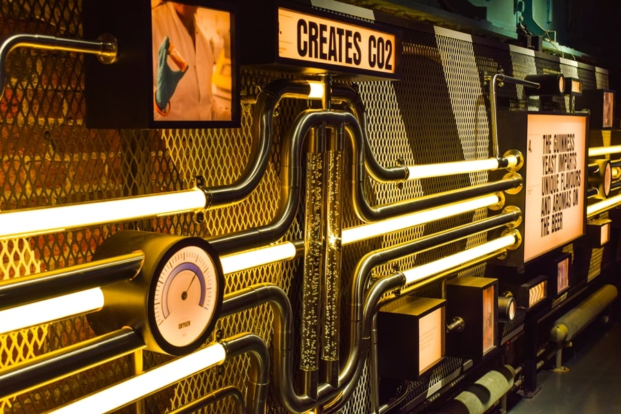 guinness-storehouse-dublino-08 Visita alla Guinness Storehouse di Dublino
