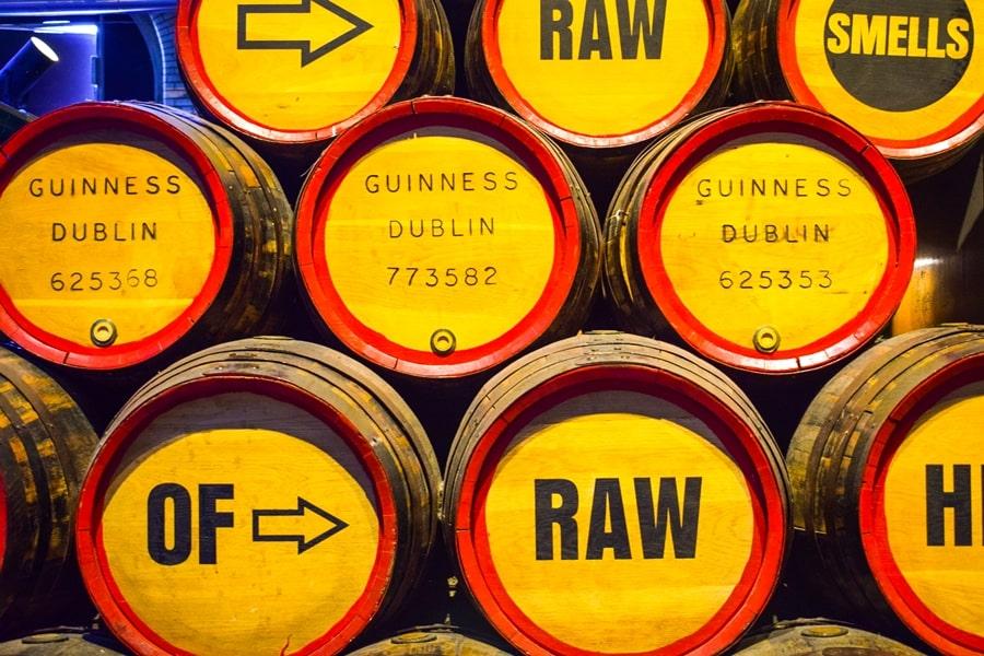 guinness-storehouse-dublino-10 Visita alla Guinness Storehouse di Dublino