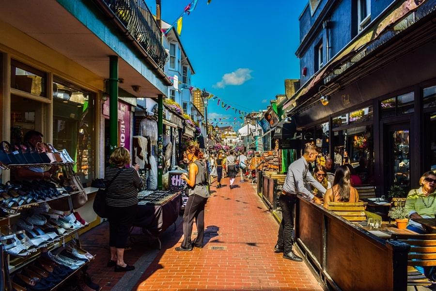 cosa-vedere-a-brighton-inghilterra-north-laine-04 Cosa vedere a Brighton in un giorno, la più famosa città balneare inglese