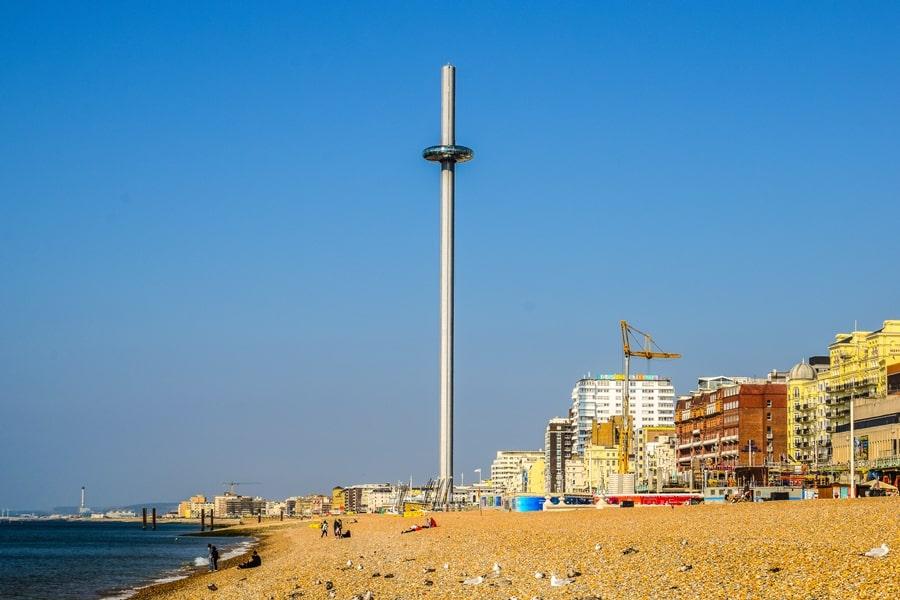 cosa-vedere-a-brighton-inghilterra-spiaggia-01 Cosa vedere a Brighton in un giorno, la più famosa città balneare inglese