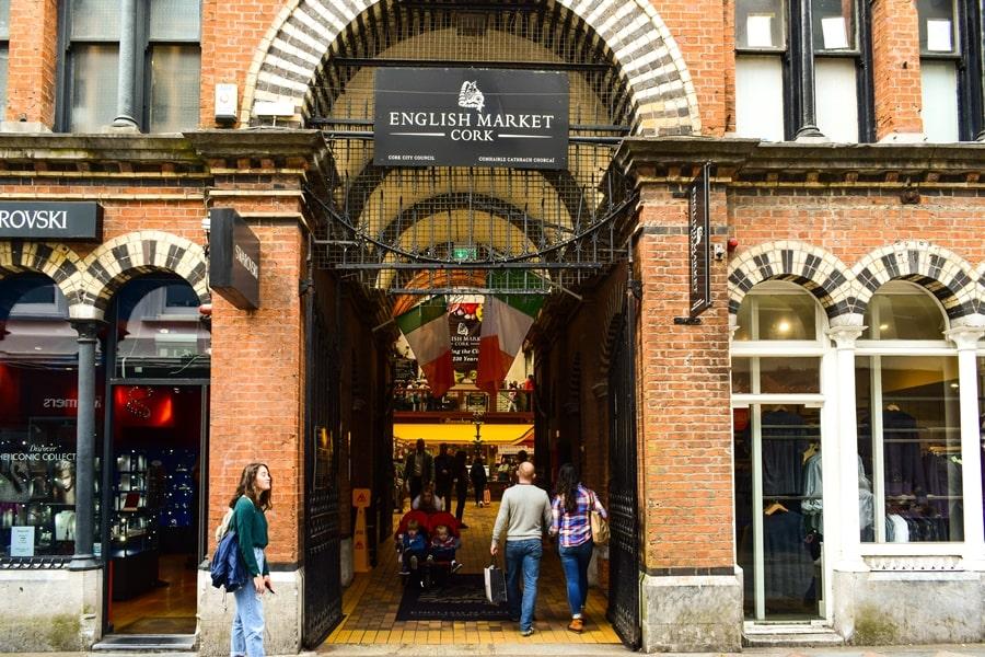 cosa-vedere-a-cork-irlanda-english-market-01 Cosa vedere nel sud dell'Irlanda: la città di Cork