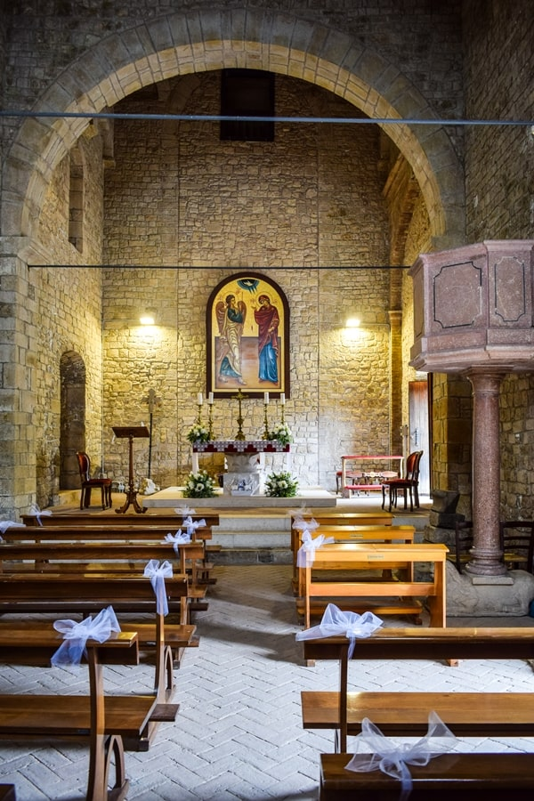 abbazia-dell-angelo-orsara-di-puglia-monti-dauni-posti-da-vedere-in-puglia-03 Itinerario tra i borghi dei Monti Dauni: una Puglia tutta da scoprire!