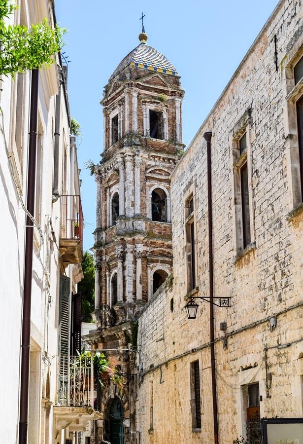 cosa-vedere-a-conversano-monastero-san-benedetto-01 Posti da visitare in Puglia: Conversano e dintorni