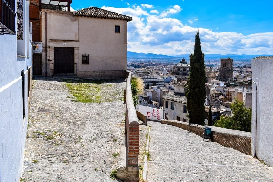 cosa-vedere-a-granada-due-giorni-albayzin-05 Granada: cosa vedere in due giorni nella città dell'Alhambra