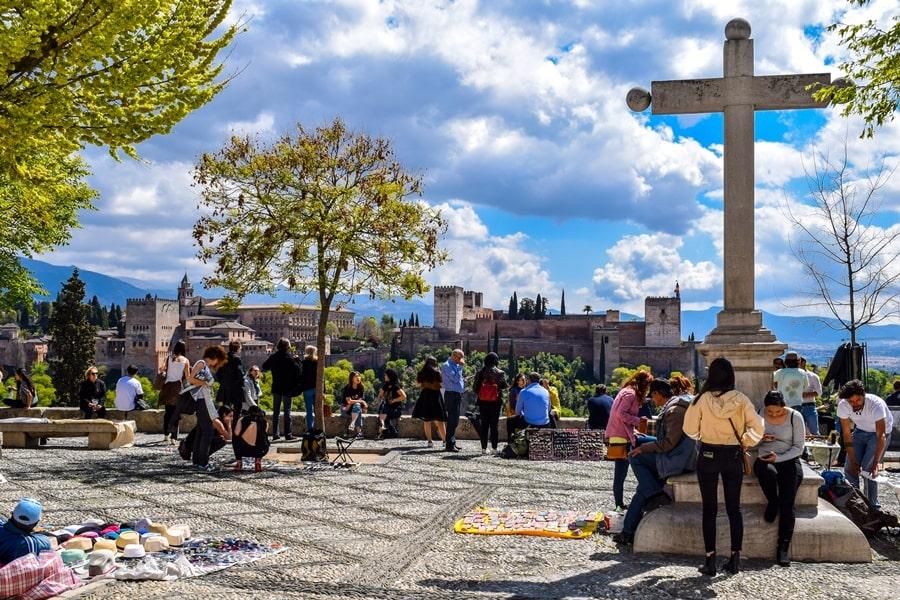 cosa-vedere-a-granada-due-giorni-albayzin-mirador-san-nicolas-02 Granada: cosa vedere in due giorni nella città dell'Alhambra