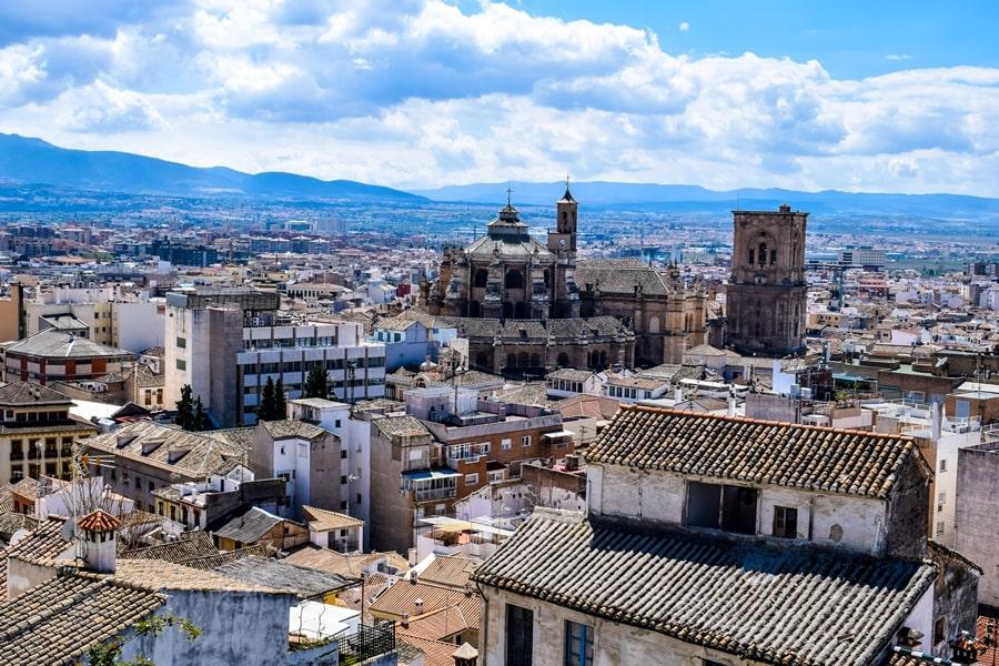 cosa-vedere-a-granada-due-giorni-albayzin-panorama Granada: cosa vedere in due giorni nella città dell'Alhambra