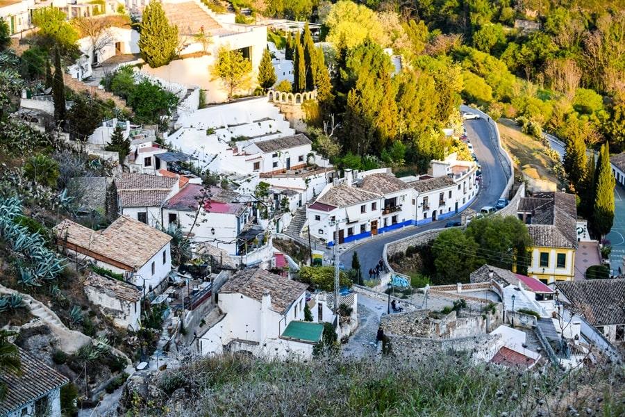 cosa-vedere-a-granada-due-giorni-sacromonte-02 Granada: cosa vedere in due giorni nella città dell'Alhambra
