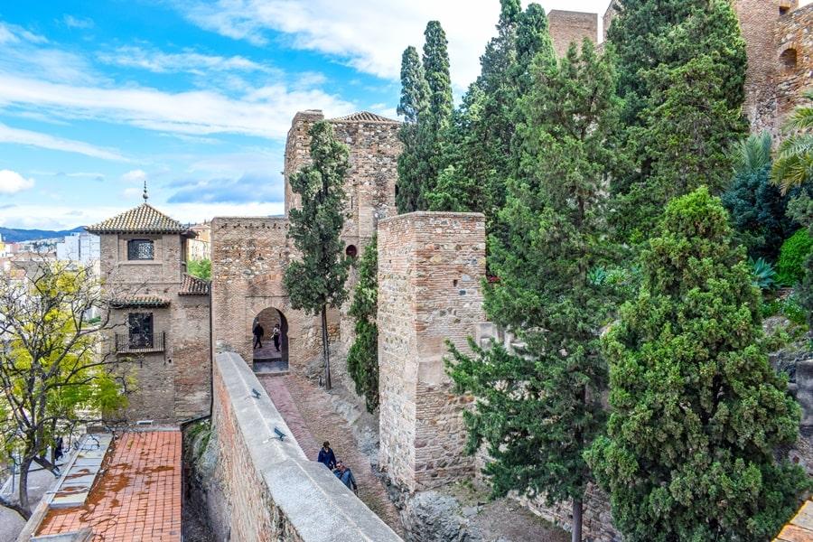 cosa-vedere-a-malaga-alcazaba-andalusia-tour-spagna-03 Cosa vedere a Malaga in un giorno