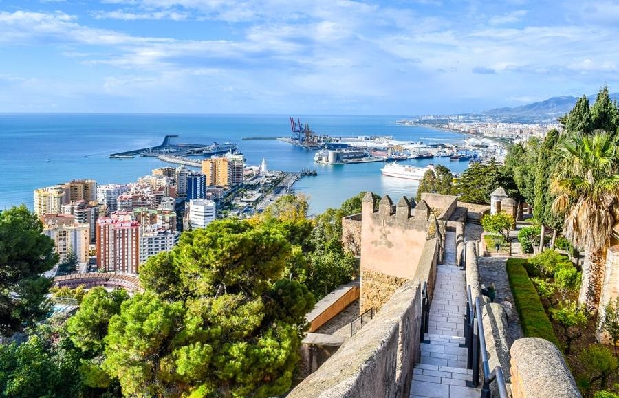 cosa-vedere-a-malaga-castillo-gibralfaro-andalusia-tour-spagna-03 Cosa vedere a Malaga in un giorno
