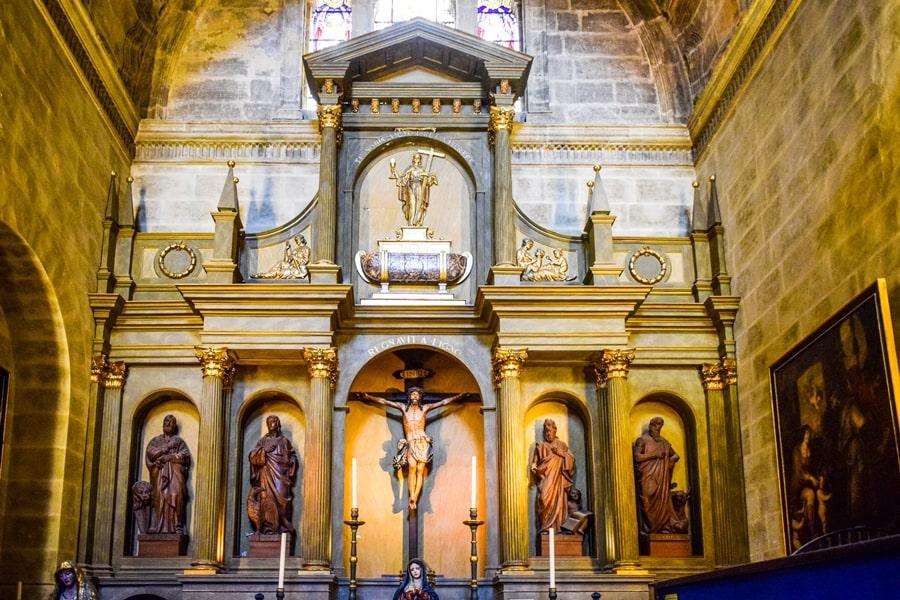 cosa-vedere-a-malaga-cattedrale-di-malaga-andalusia-tour-spagna-05 Cosa vedere a Malaga in un giorno