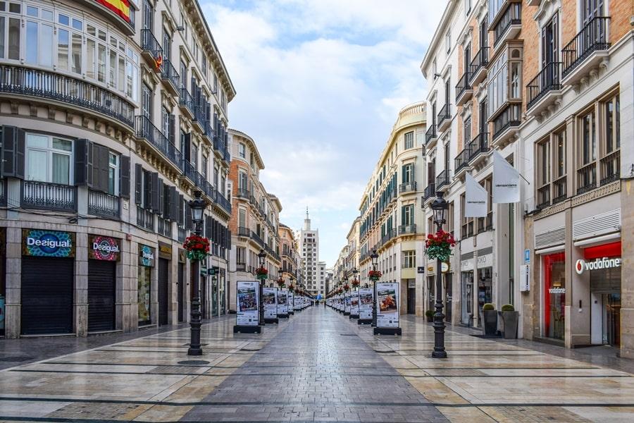 cosa-vedere-a-malaga-centro-di-malaga-andalusia-tour-spagna-03 Cosa vedere a Malaga in un giorno