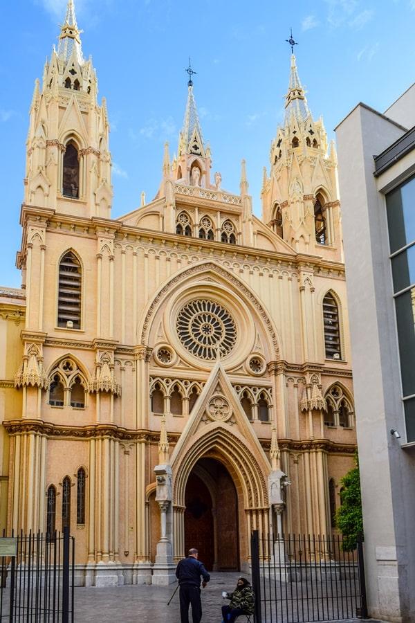 cosa-vedere-a-malaga-iglesia-del-sagrado-corazon-andalusia-tour-spagna-01 Cosa vedere a Malaga in un giorno