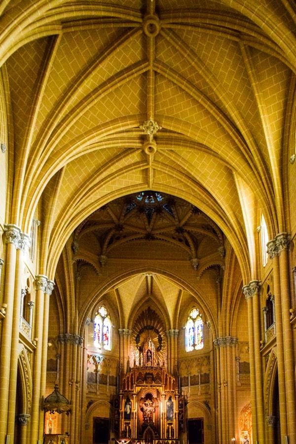 cosa-vedere-a-malaga-iglesia-del-sagrado-corazon-andalusia-tour-spagna-02 Cosa vedere a Malaga in un giorno