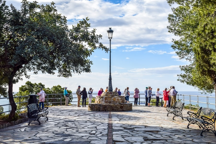 cosa-vedere-a-malaga-mirador-gibralfaro-andalusia-tour-spagna-01 Cosa vedere a Malaga in un giorno