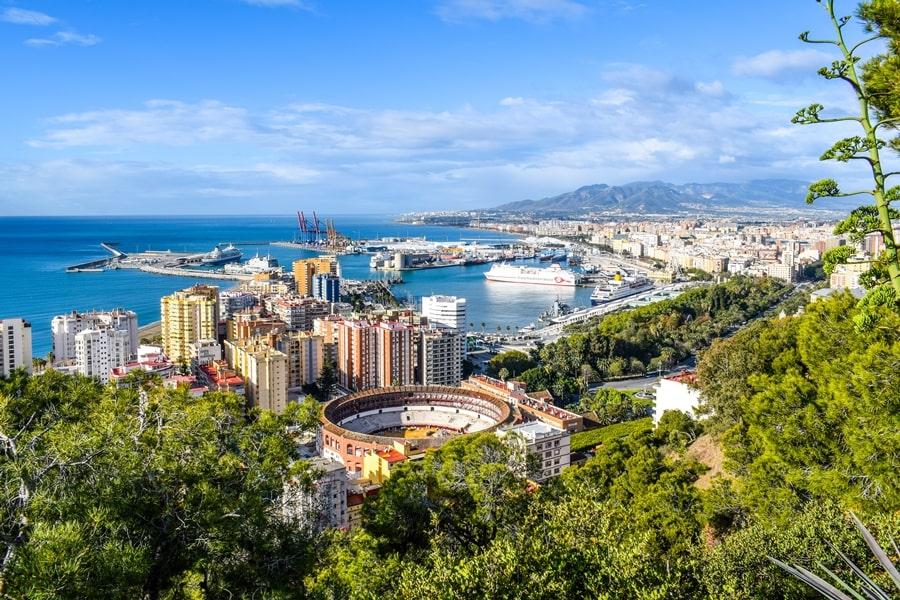 cosa-vedere-a-malaga-mirador-gibralfaro-andalusia-tour-spagna-02 Cosa vedere a Malaga in un giorno