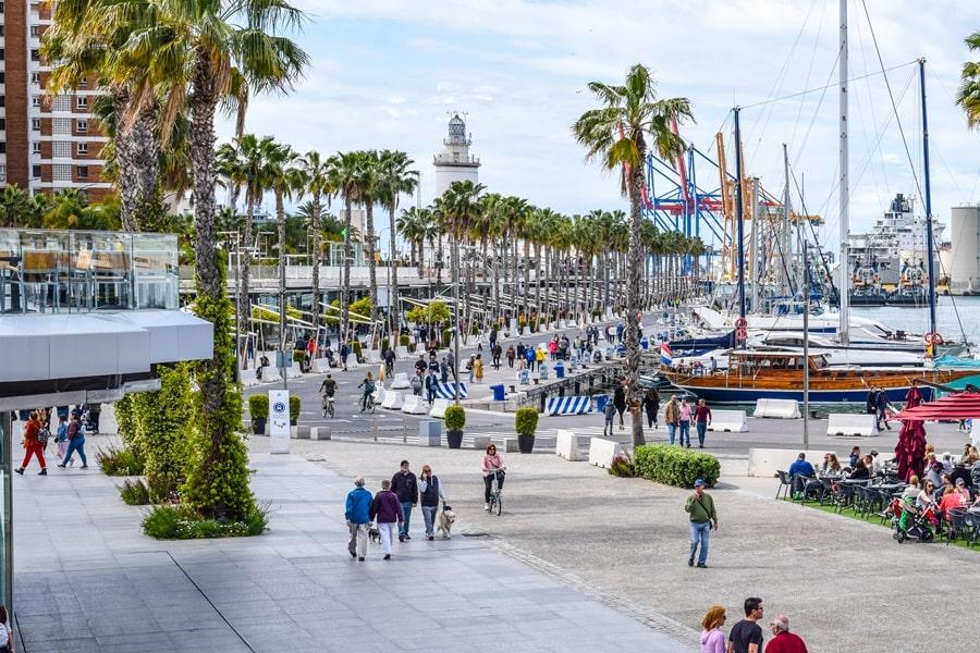 cosa-vedere-a-malaga-muelle-uno-porto-malaga-andalusia-tour-spagna-0 Cosa vedere a Malaga in un giorno