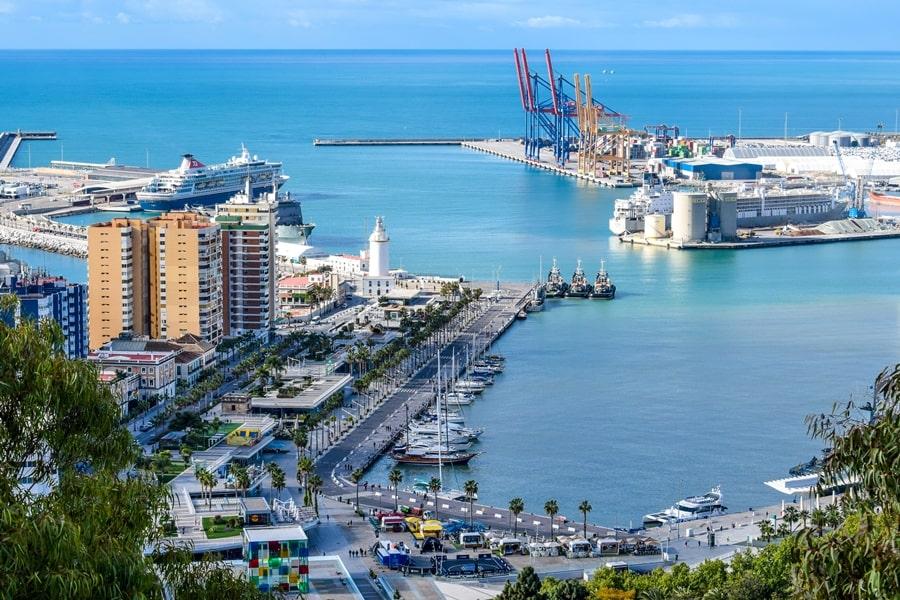 cosa-vedere-a-malaga-muelle-uno-porto-malaga-andalusia-tour-spagna-01 Cosa vedere a Malaga in un giorno