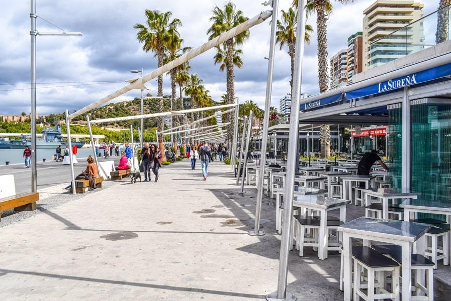 cosa-vedere-a-malaga-muelle-uno-porto-malaga-andalusia-tour-spagna-03 Cosa vedere a Malaga in un giorno