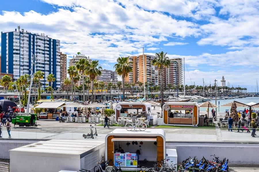 cosa-vedere-a-malaga-muelle-uno-porto-malaga-andalusia-tour-spagna-04 Cosa vedere a Malaga in un giorno