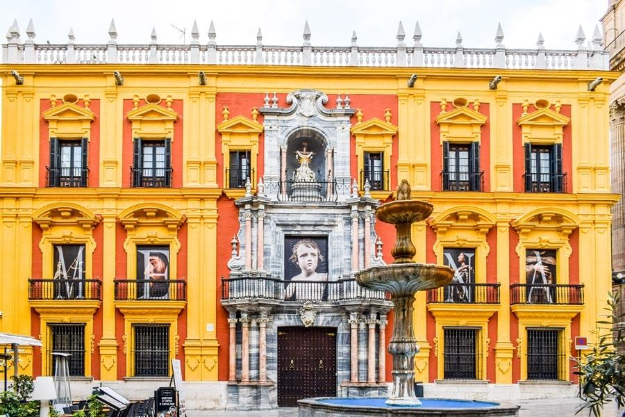 cosa-vedere-a-malaga-palacio-episcopal-andalusia-tour-spagna-01 Cosa vedere a Malaga in un giorno
