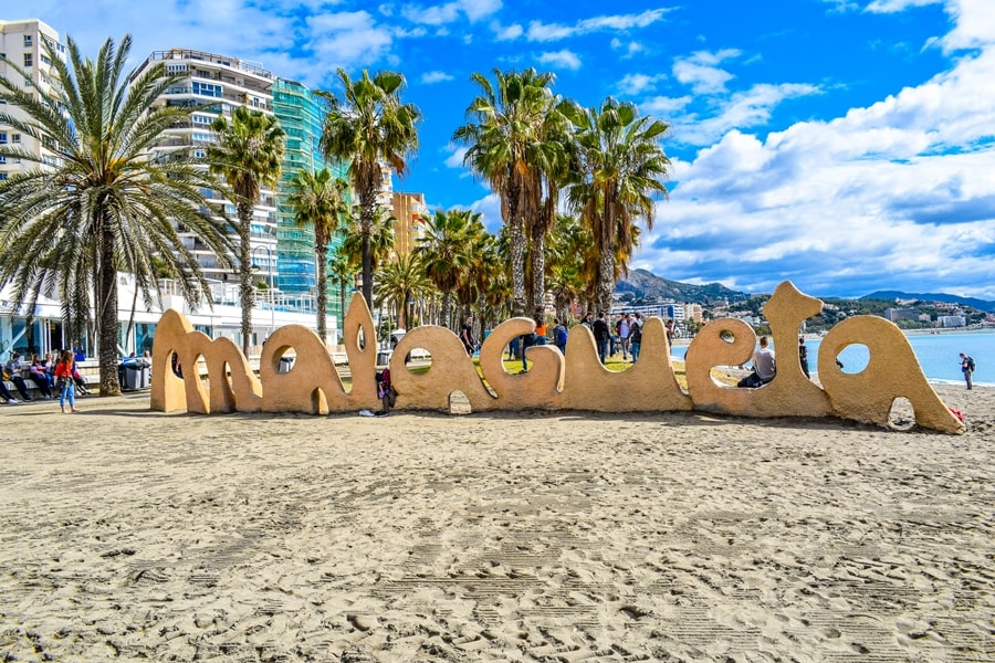 cosa-vedere-a-malaga-spiaggia-malagueta-andalusia-tour-spagna-02 Cosa vedere a Malaga in un giorno