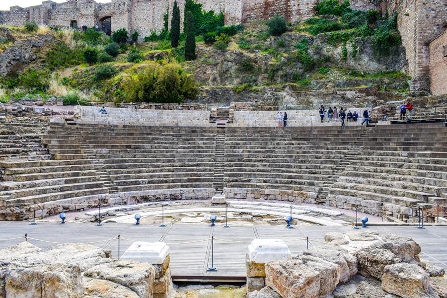 cosa-vedere-a-malaga-teatro-romano-andalusia-tour-spagna Cosa vedere a Malaga in un giorno