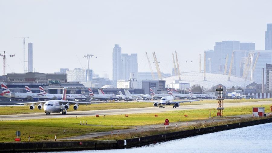 aeroporti-di-londra-london-city-airport-01 Aeroporti di Londra: quali sono e come raggiungere il centro di Londra