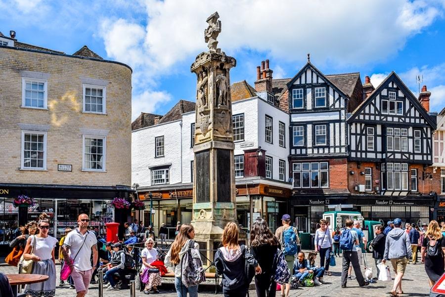 cosa-vedere-a-canterbury-centro-storico-01 Canterbury: cosa vedere e fare in un giorno partendo da Londra