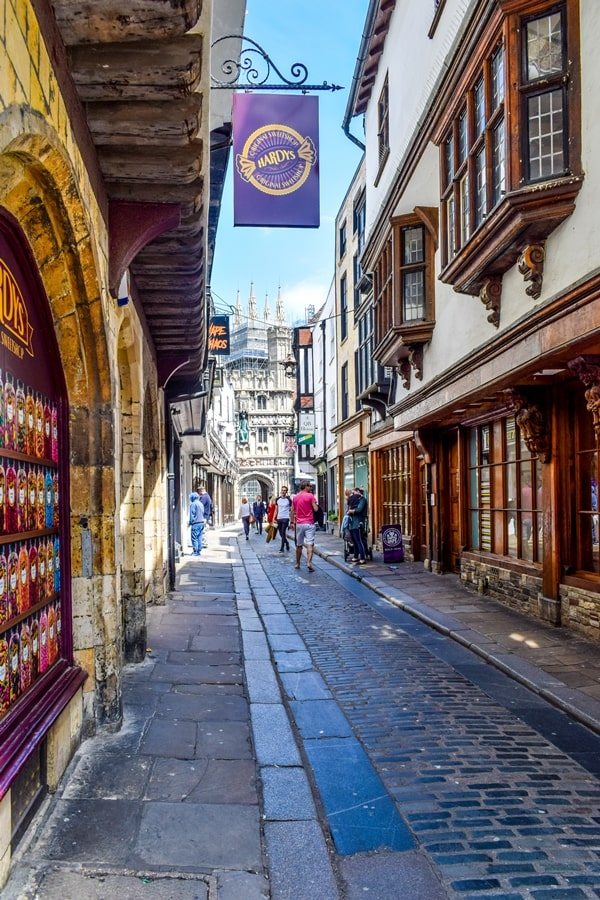 cosa-vedere-a-canterbury-centro-storico-02 Canterbury: cosa vedere e fare in un giorno partendo da Londra