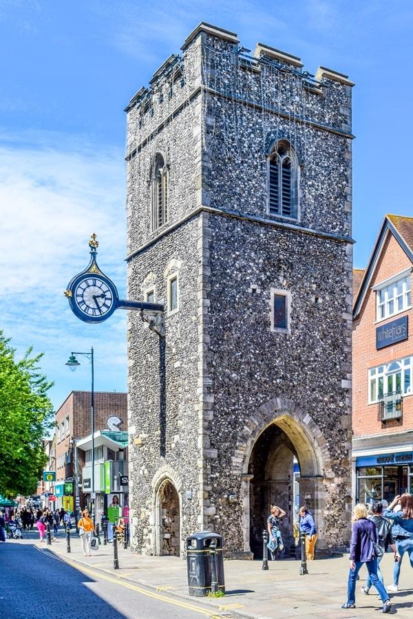 cosa-vedere-a-canterbury-centro-storico-04 Canterbury: cosa vedere e fare in un giorno partendo da Londra