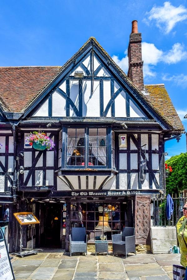cosa-vedere-a-canterbury-old-weavers-house-02 Canterbury: cosa vedere e fare in un giorno partendo da Londra