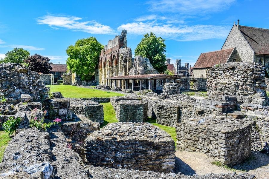 cosa-vedere-a-canterbury-st-augustines-abbey-03 Canterbury: cosa vedere e fare in un giorno partendo da Londra